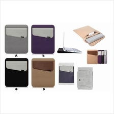 MacBook Air Pro 13 13.3 MOSHI MUSE Microfiber Sleeve Bag Case Cover