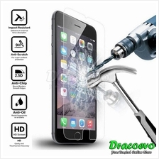 iPhone 4 4S 5 5S 6 6 Plus Back Tempered Glass Clear Screen Protector
