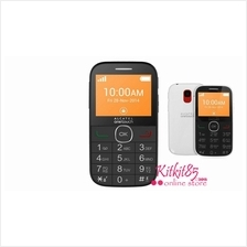 New~Alcatel OneTouch 20.01 Elderly Old Man Citizen Simple Mobile Phone