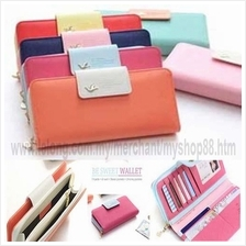 Korean Sweet Wallet/Long Purse/Card Holder/Phone Pouch/Phone Wallets