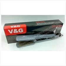 V&G V308 Professional Hair Straightener Iron
