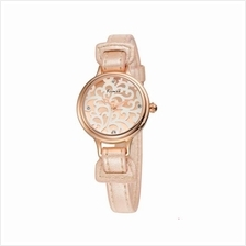 Eyki Kimio Women's Pink Leather Watch KW541S