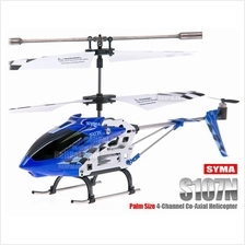 SYMA S107N 3.5 Channel FULL METAL ALLOY RC HELI with JOYSTICK