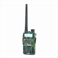 BAOFENG UV-5R 1.5' LCD 5W Dual Band 128-CH Walkie Talkie Camouflage