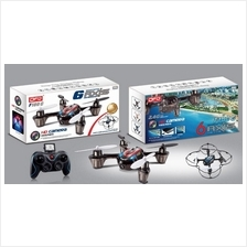 DFD F180C 6-axis RC Helicopter 2.4 GHz LCD CONTROL with HD CAMERA