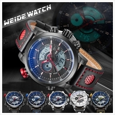 Weide WH3401B Multi Function Week 24h Date Men Sport Big Dial Watch