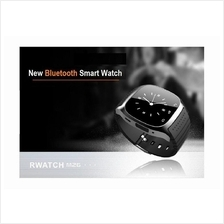 R Watch M26 Smart Watch Bluetooth 1.4 Inch Touch Screen - Black
