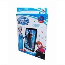 Frozen educational toy English Learning Machine,Tablet 3D PRINTING