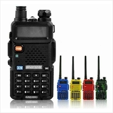 "BAOFENG UV-5R UV5R 1.5"" LCD 5W Dual Band 128-CH Walkie Talkie"