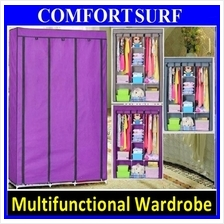 Multifunctional Wardrobe Large Size Hanging Cloth wardrobe storage