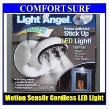 New Hot Light Angel Motion Activated Sensor Indoor Outdoor LED Light