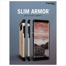 Genuine Spigen SGP Slim Armor Case for Samsung Galaxy Note 4