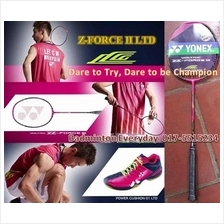 Z Force II 2 Ltd Limited LCW Badminton Racket (PM for price)