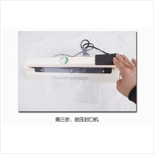 PORTABLE PACK SEALER PLASTIC BAG SEALER