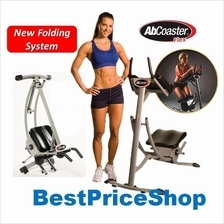 Ab Coaster Flex - The Fast Track for Six Packs Easiest Way to 6 Packs