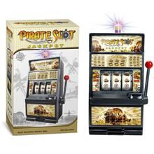 NEW Vegas Style Jumbo Slot Machine Coin Savings Bank The greater large