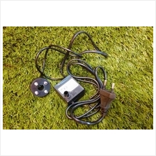 TABLETOP WATER FOUNTAIN PUMP (2.5 Walt) with 4 rotating LED