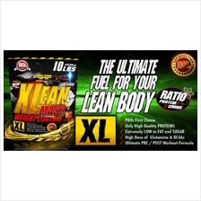 Php XLean Mass Low ( Fat,Sugar ) 10lbs Elite Mass Formula Protein