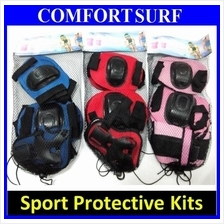 Sport Protective Safety Kits for Kids Scooter Skating Protector
