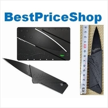 Top Grade Credit Card Sized Fordable Safety Self Defence Sharp Knife
