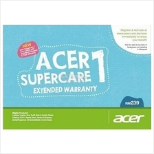 Acer SuperCare 1 Extended Warranty *3 Years Extended*