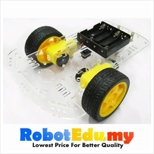 Arduino 2WD Smart Robotics Robot Car Chassis Kit with DC Motor Set