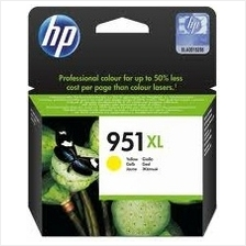 HP 951XL Yellow Ink (Genuine) CN048AA Pro 8100 8600
