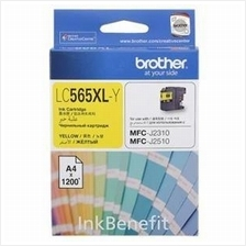 Brother LC-565XL Yellow Ink (Genuine) MFC-J2510 J2310