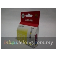 Canon CLI-821 YELLOW Ink (Genuine) 3680 4680 4760 545 558 568 628 638