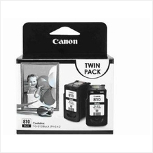 Canon PG-810 Twin Pack Black Ink (Genuine) 2770 2772 245 258 328 338