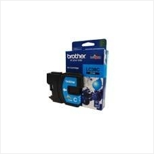 Brother LC-38 Cyan Ink Cartridge (Genuine)145 165 195 250 255 290 295