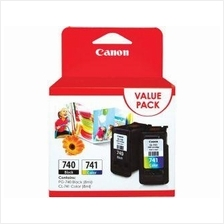 Canon PG-740 & CL-741 Combo Ink (Genuine) MG2170 MG3170 MG4170 MX437