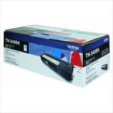 Brother TN-340BK BLACK Toner (Genuine) HL-4150 HL-4570 MFC-9970