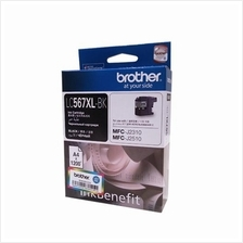 Brother LC-567XL Black Ink (Genuine) MFC-J2510 J2310