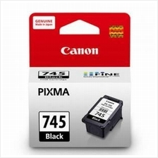 Canon PG-745 Black Ink (Genuine) PG745 MG2470 2570 IP2870 2872