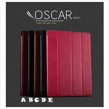 iPad 2 3 NEW 4 KALAIDENG OSCAR SMART Thin Leather Case Cover *FREE SP