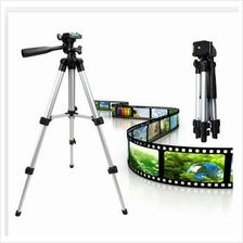 CT005 Tripod Stand Camera Stand FREE Pouch + Smartphone Holder