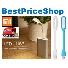 100% Original Xiaomi LED USB Flexible Portable Torch Long Lasting