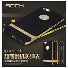 100% ORIGINAL ROCK Apple Iphone 5 5S 6 6S PLUS Case Screen Protector