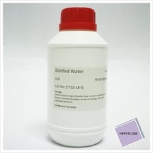 Distilled Water (Lab Grade) / PC Water Cooling Liquid 500ml