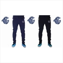 Gym Shark Long Tight Pants (Gym Fitness Sport SELUAR)