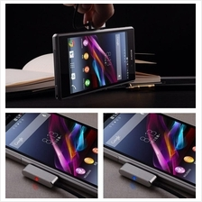Sony Magnetic Magnet LED USB Charging Cable Xperia Z1 Z2 Z3 Compact