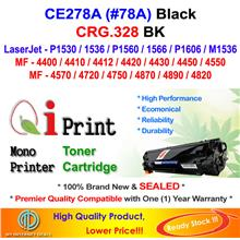 HP 78A CE278A / Canon 328 Toner Compatible * Brand New *