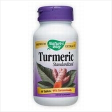 Turmeric Extract for Anti Oxidant 60 tabs rm75