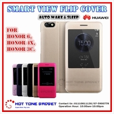 Huawei Honor 6 Plus 5c 4x 5x 6x P9 P10 5A Lite Mate 7 8 9 Flip Cover