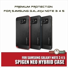 Samsung Galaxy Note 3 4 5 SPIGEN NEO HYBRID Case Cover