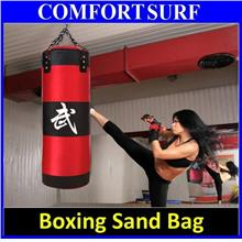 Boxing Heavy Sand Bag Gym Training Fitness Punching Tools Buy 1 FREE 4