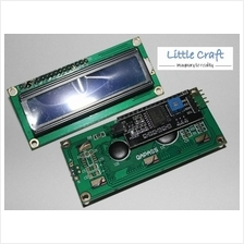 I2C Character LCD 1602 Blue Blacklight for Arduino, Respberry