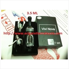 VIVI NOVA ULTIMATE 3.5ML CLEAROMIZER / e-cigarette ecig mechanical mod