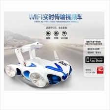 Attop YD-216 WiFi RC Car with SPY Camera controlled by IOS Android A
